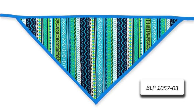 Kit 10 Bandanas - BLP-1057