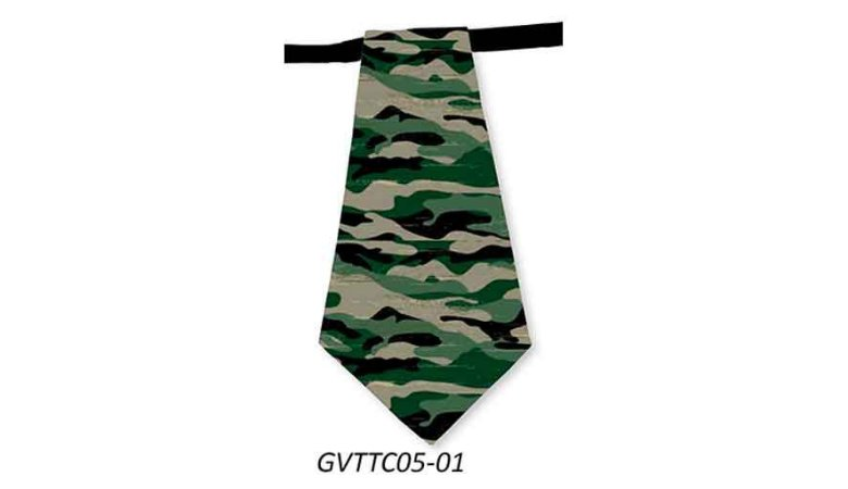 Gravatas em Tecido - GVTTC05- Pct 10 unids