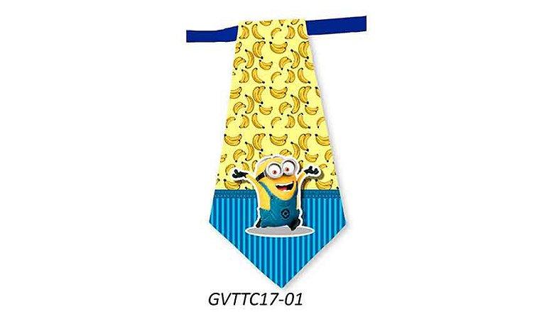 Gravatas em Tecido - GVTTC17- Pct 10 unids