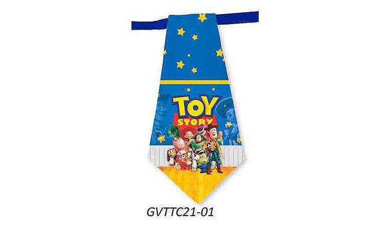 Gravatas em Tecido - GVTTC21- Pct 10 unids