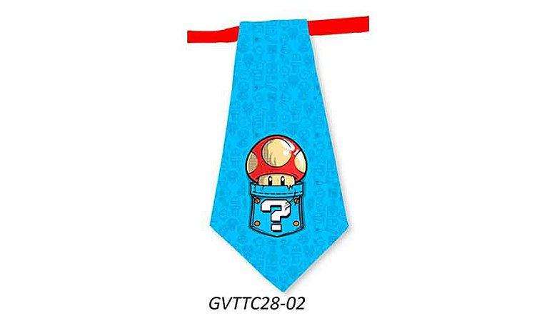 Gravatas em Tecido - GVTTC28- Pct 10 unids