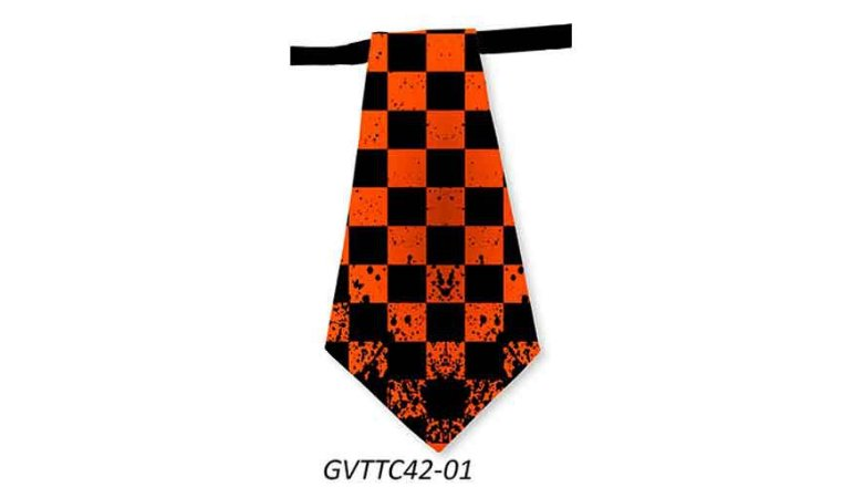 Gravatas em Tecido - GVTTC42- Pct 10 unids