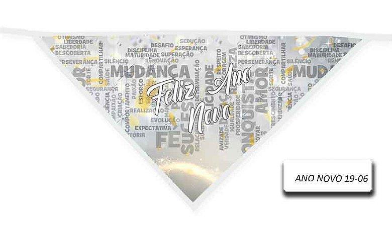 Kit 10 Bandanas ANO NOVO-19-02