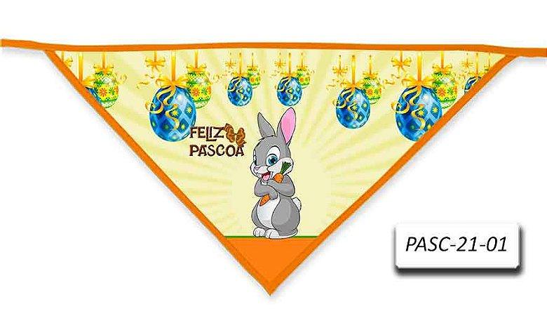 Kit 10 Bandanas- Pascoa-PASC-21-01