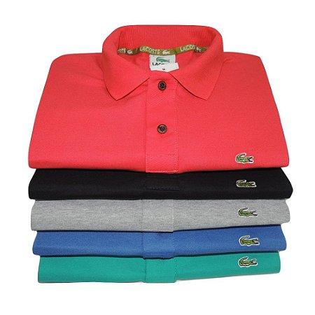 Kit 10 Camisas Polo LCT