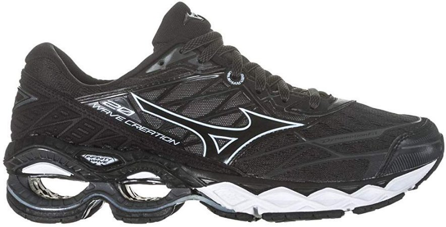 MIZUNO WAVE CREATION 20 - PRETO