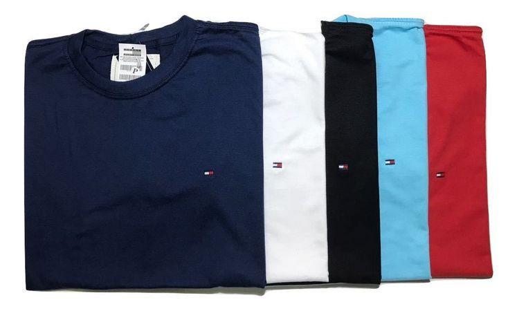 KIT 10 Camisetas Manga Curta TMH