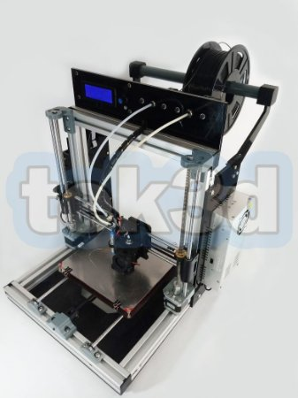 Kit de Impressora 3d Alumínio I3 Tek3d Full