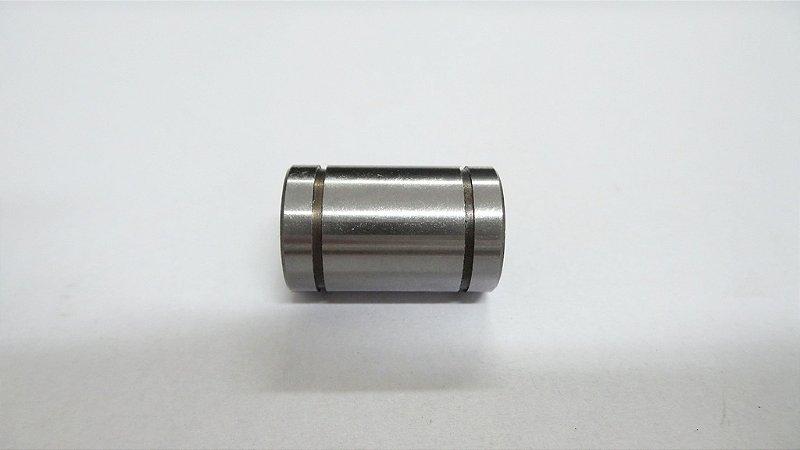 Rolamento Linear LM8UU - Tamanho 8x15x24mm - kit com 10 unidades
