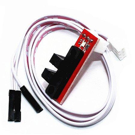 Endstop Óptico Para Impressora 3d com cabo 3 unids