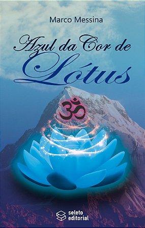 Azul da Cor de Lótus