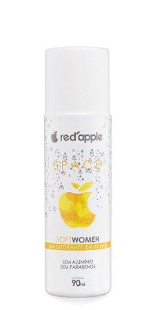 Desodorante Spray Space SoftWomen
