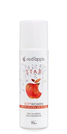 Desodorante Spray Star SoftWomen