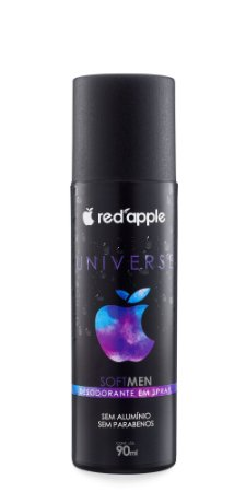 Desodorante Spray Universe SoftMen