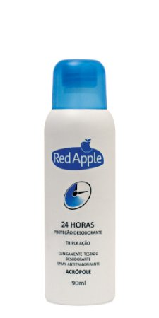 Desodorante Antitranspirante Spray Acrópole