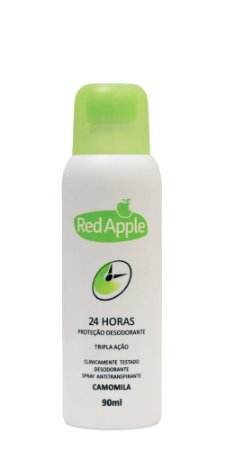 Desodorante Antitranspirante Spray Camomila