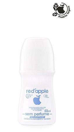 Desodorante Antitranspirante Roll-on Algodão sem Perfume