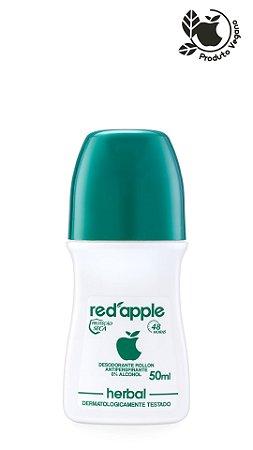 Desodorante Antitranspirante Roll-on Herbal