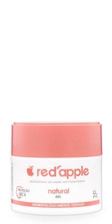 Desodorante Antitranspirante em Creme Natural
