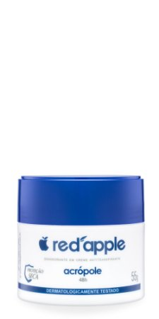 Desodorante Antitranspirante em Creme Acrópole