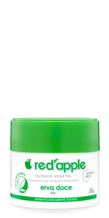 Desodorante Antitranspirante em Creme Erva Doce
