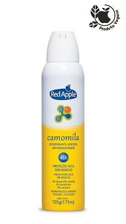 Desodorante Antitranspirante Aerosol Camomila