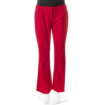 MICHAEL KORS | Calça Michael Kors Lã  Vermelha