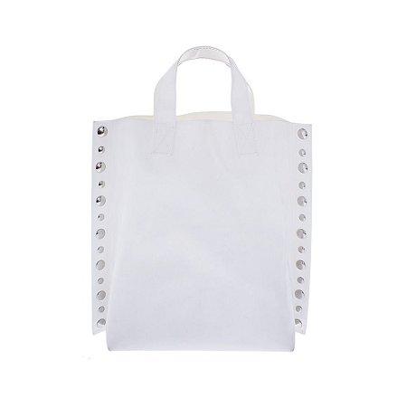 COMME DES GARÇONS | Bolsa Comme des Garçons Plástico Branca