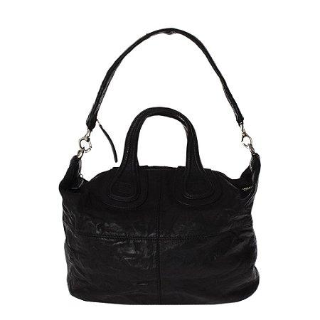 GIVENCHY | Bolsa Givenchy Couro Preta