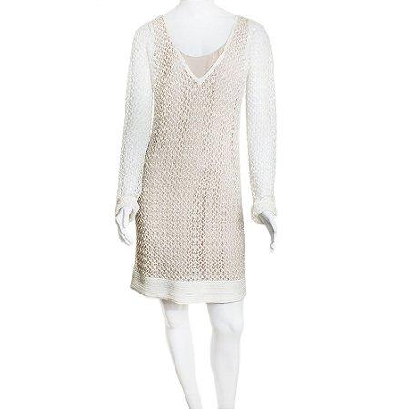 MISSONI   Vestido Missoni Viscose Branco