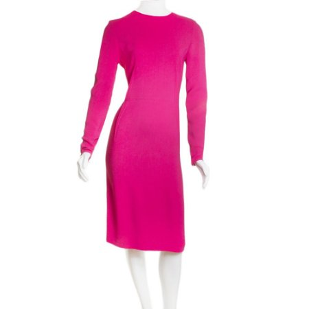 STELLA MCCARTNEY | Vestido Stella McCartney Viscose Rosa