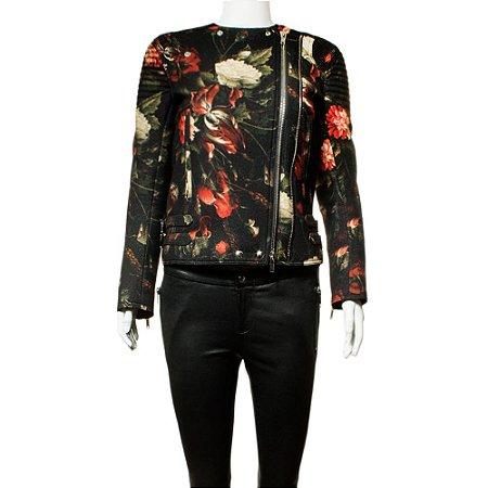 GIVENCHY | Jaqueta Givenchy Lã/Poliamida Estampada