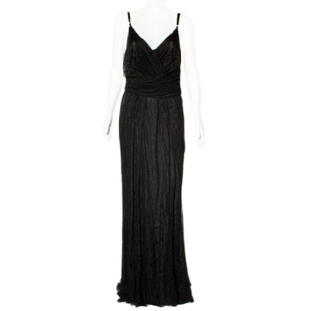 DOLCE & GABBANA | Vestido Dolce & Gabbana Renda Preto