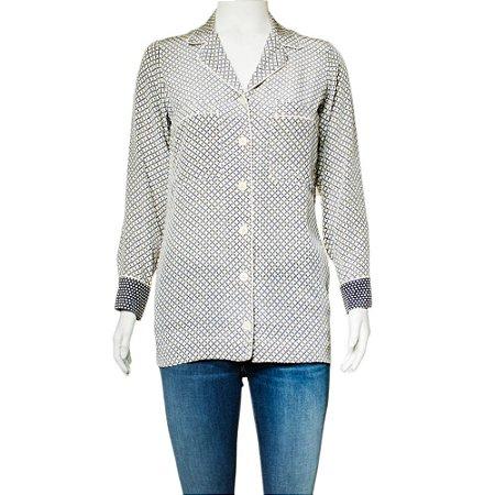 STELLA MCCARTNEY | Camisa Stella McCartney Seda Estampada
