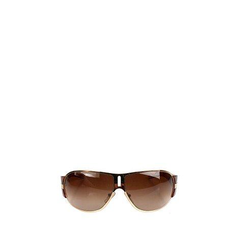 PRADA | Óculos Prada Acrilico Dourado