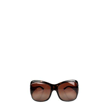 PRADA | Óculos Prada Acrilico Marrom