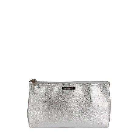 TIFFANY | Bolsa Tiffany Couro Prata