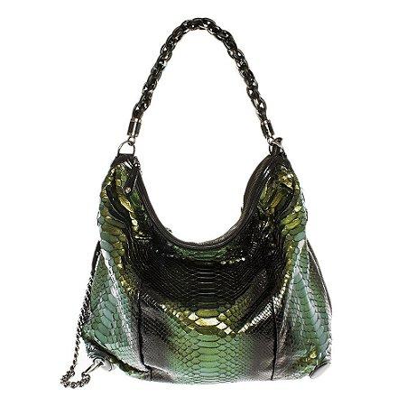 GUCCI | Bolsa Gucci Python Verde