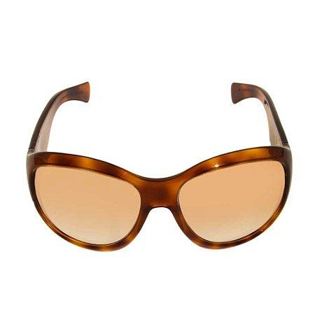 ALEXANDER MCQUEEN | Óculos Alexander McQueen Acrílico Tartaruga