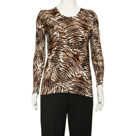 THE KOOPLES | Malha The Kooples Viscose Animal Print