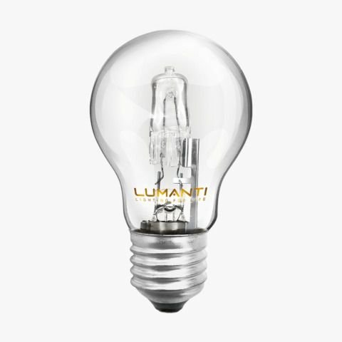 LAMPADA HALOGENA 105W TRANSP 220V