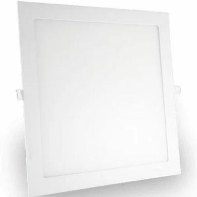 PAINEL LED EMBUTIR QUADRADO 24W 3000K