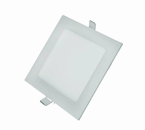 PAINEL LED EMBUTIR 18W 6500K QUADRADO G-LIGHT