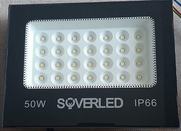 REFLETOR LED 50W SMD 6500K