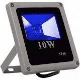 Refletor LED 10W Azul