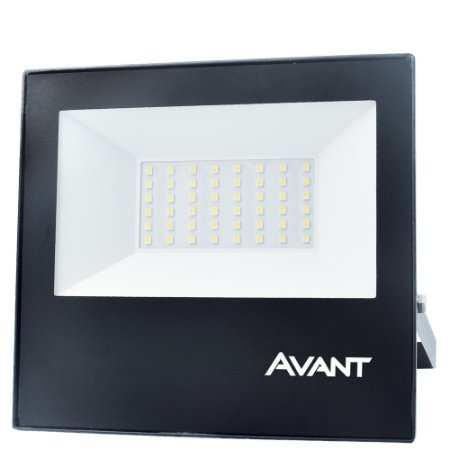 REFLETOR LED 50W SLIM 6500K