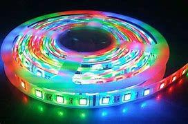FITA LED RGB  S/ CONTROLE E SEM FONTE