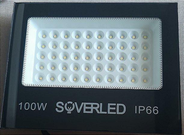 REFLETOR LED 100W SMD 6500K