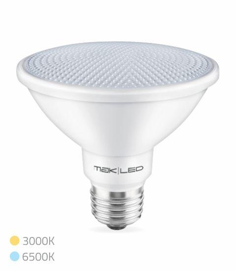 Lâmpada LED PAR 30 9,9W 3000K