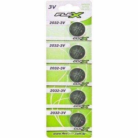 Bateria LithiumN 3V CR2032 (Pilha)